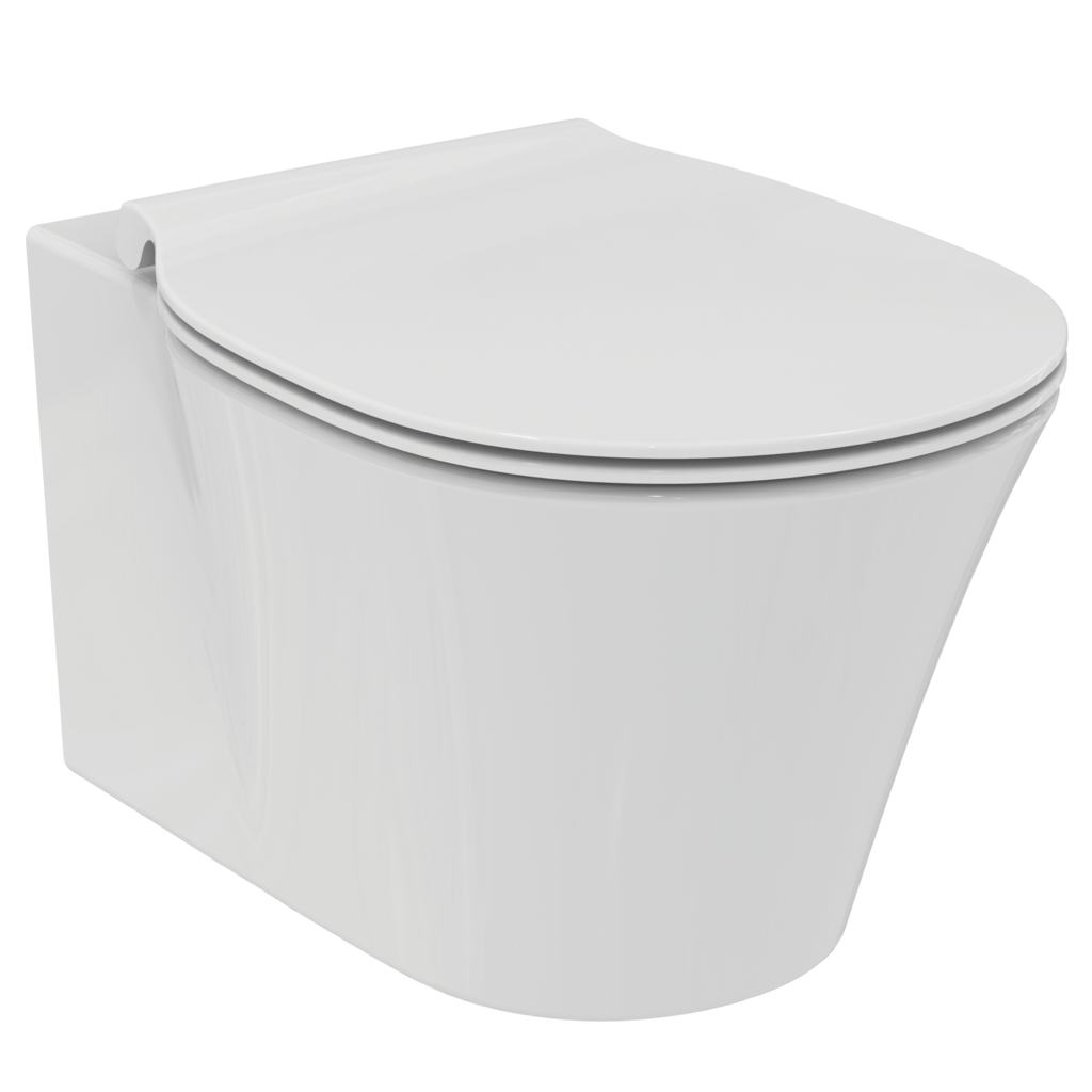 WC suspendu Aquablade® avec fixation invisible