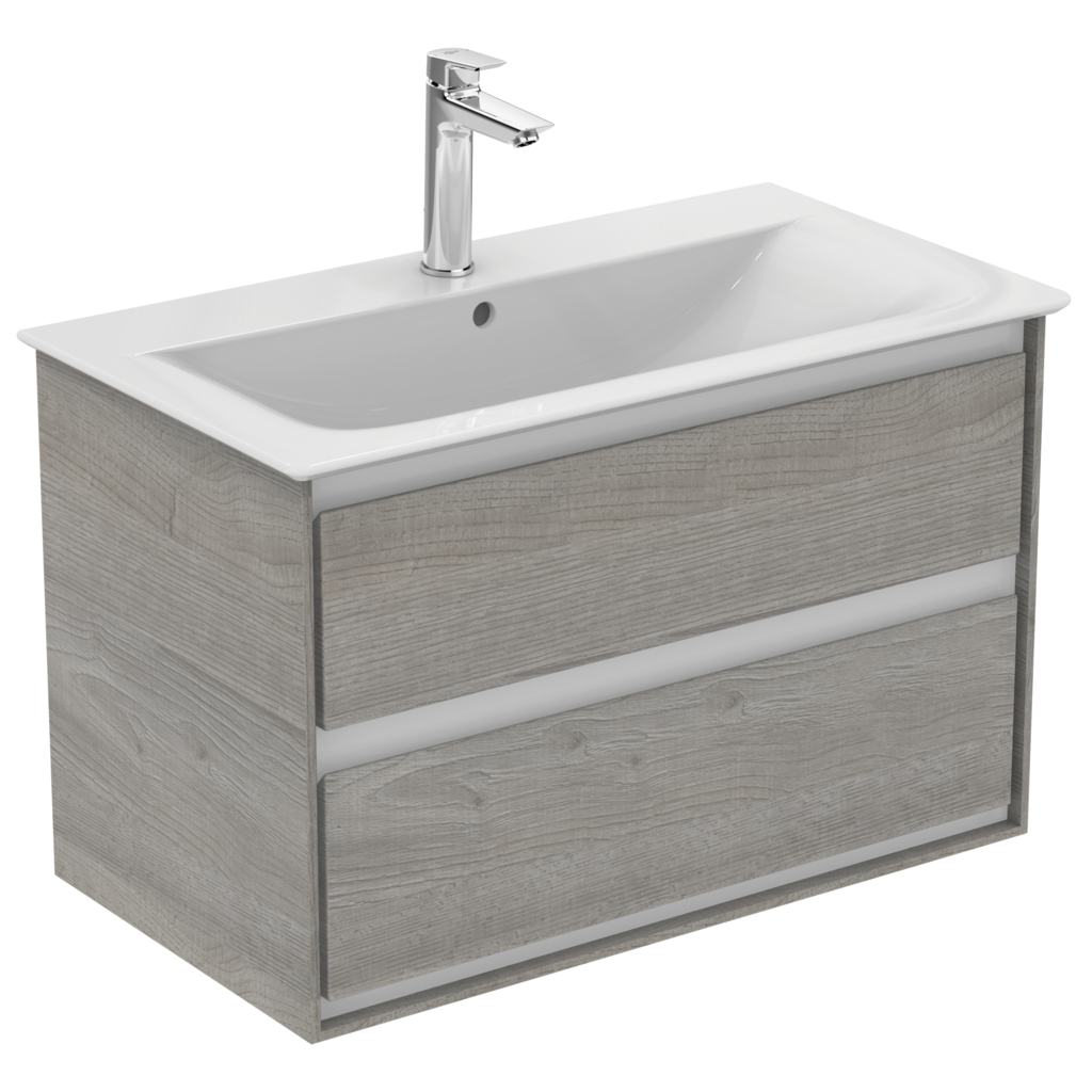 Product details e0819 meuble lavabo 2 tiroirs 800x440 for Declaration meuble