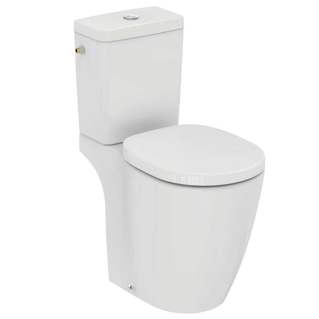 Product details e6070 wc rehauss avec sortie for Lunette wc ideal standard